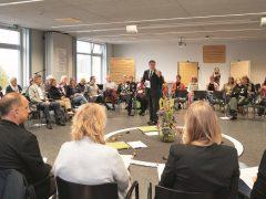 Wichtige Kommunikationsplattform für Akteure des regionalen Gesundheitswesens