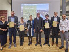 Stadt begrüßt neue Mitglieder in der Klimaschutz-Allianz
