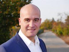 David Faulhaber will Bürgermeister von Dossenheim werden