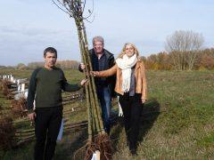 500 neue Obstbäume für den Kreis Bergstraße