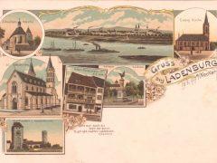 Historische Ansichtskarten aus dem Rhein-Neckar-Kreis