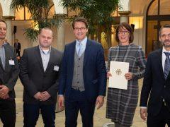 Heidelberg erhält 575.000 Euro für Kauf von 15 neuen E-Fahrzeugen