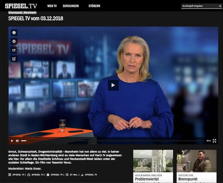 Nachrichten Spiegel Tv