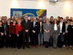 VINCI-Stiftung überreicht Fördermittel an zehn soziale Projekte der Stadt Mannheim
