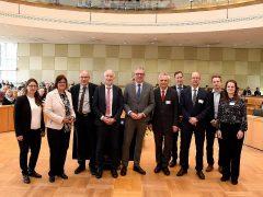 Wahl- und Statistikexperten aus Baden-Württemberg trafen sich in Mannheim