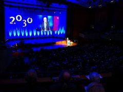 Globale und lokale Zukunftsthemen beschäftigen Mannheim