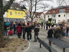 Neuer Spielplatz in der Kriegerstraße eröffnet