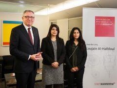 Loujain Al-Hathloul kämpft für Frauenrechte