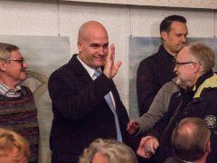 Dossenheim: David Faulhaber gewinnt Bürgermeisterwahl