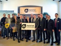 Neues regionales Digitalisierungszentrum in Heidelberg vorgestellt