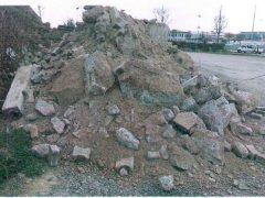 Illegal Abbruchmaterial in Sinsheim abgeladen