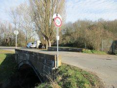 Landgraben-Brücke wird erneuert