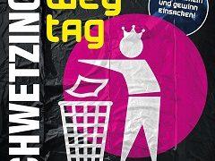 Wer wird Müllkönig/in von Schwetzingen?