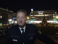 Polizeipräsident Thomas Köber zur Videoüberwachung