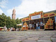 Der Vorverkauf für die 25. Heidelberger Literaturtage hat begonnen