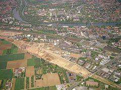 Heidelberger Bahnstadt wird zehn Jahre alt