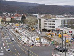 Nächste Bauphase startet Anfang April