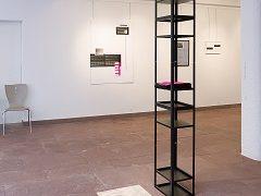 """Multimedia-Installation """"Duplex"""" von Ulrike Thiele eröffnet"""