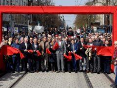 Großes Fest im Zentrum Mannheims