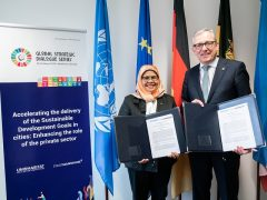 UN-Habitat und Stadt Mannheim vereinbaren strukturierte Zusammenarbeit